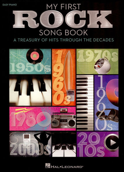 Hal Leonard My First Rock Song Book