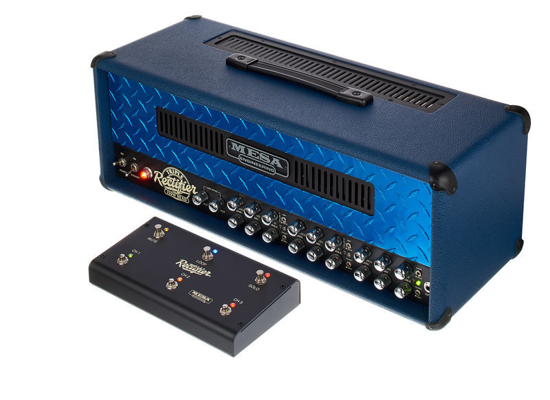 Mesa Boogie Triple Rectifier Custom Blue