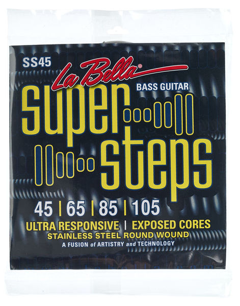 La Bella SS45 Super Steps M