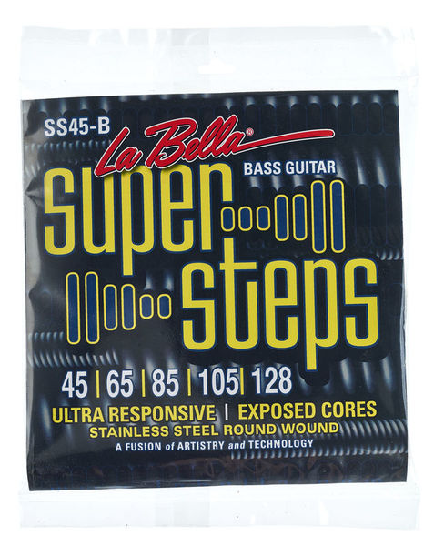 La Bella SS45-B Super Steps M