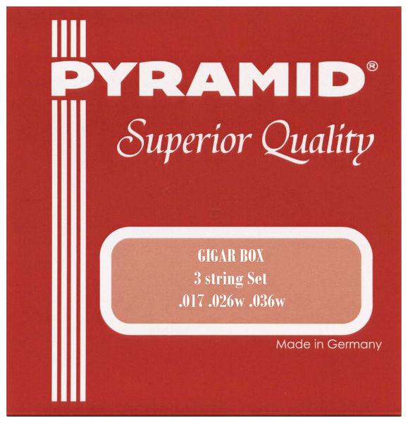 Pyramid Cigar Box 3