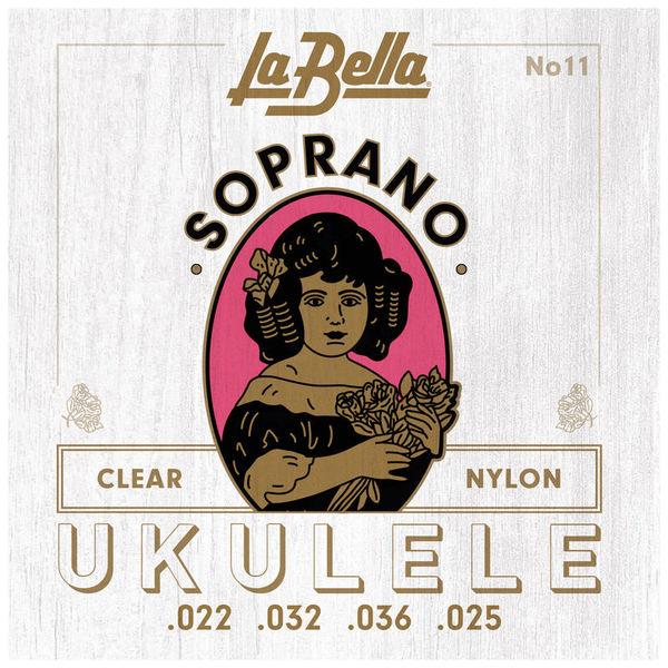 La Bella 11 Soprano CN