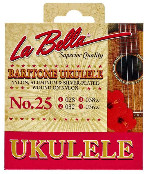 La Bella 25 Baritone