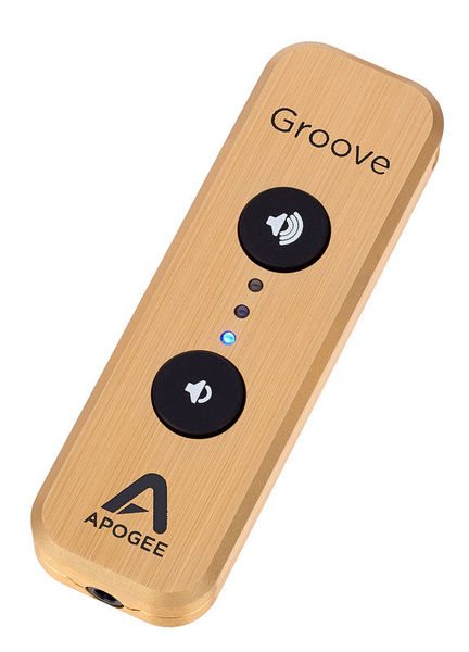 Apogee Groove 30th Anniversary Gold