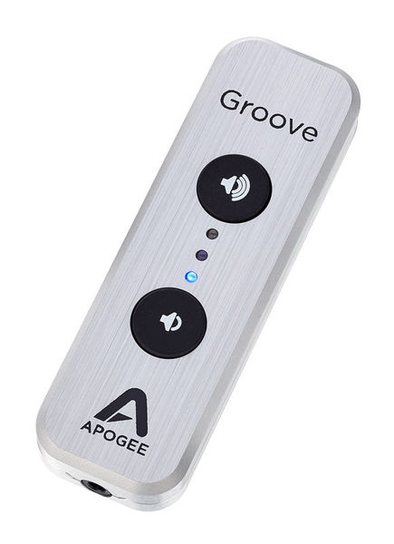 Apogee Groove 30th Anniversary Silver