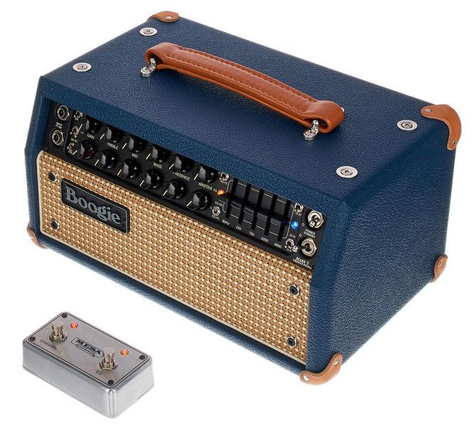 Mesa Boogie Mark 5:25+ Head Custom Blue
