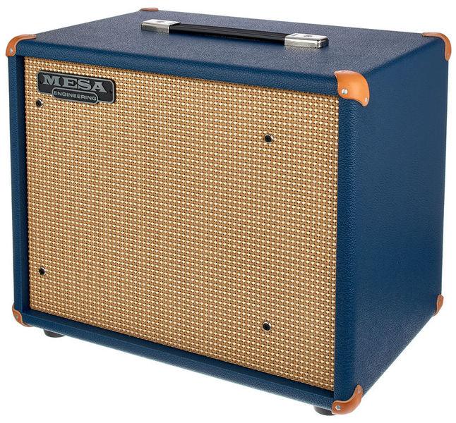 Mesa Boogie Thiele Box Custom Blue Bronco