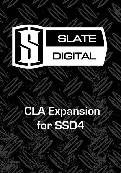 Slate Digital SSD4 Exp Chris Lord Alge