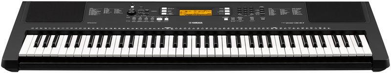 Yamaha psr ew300 thomann united states for Yamaha psr ew300 keyboard
