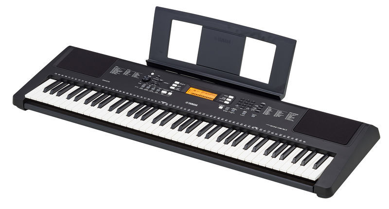 Yamaha psr ew300 thomann nederland for Yamaha professional keyboard price