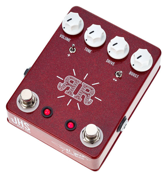JHS Pedals Ruby Red Butch Walker