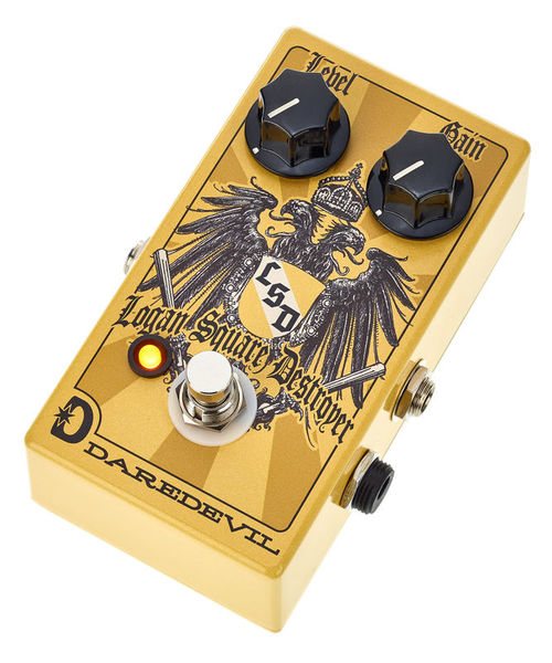 Daredevil Pedals Square Destroyer L.S.D.