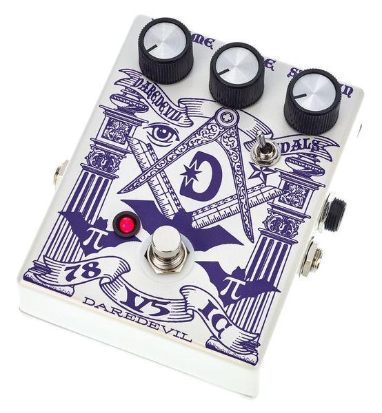 Daredevil Pedals Op Amp Fuzz V5