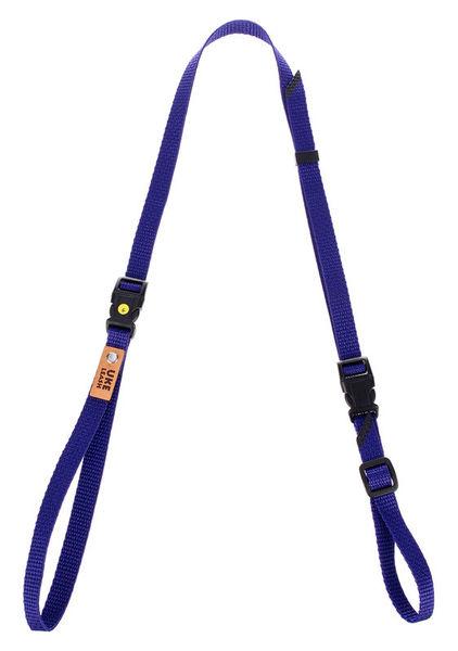 Uke Leash Half Strap Purple Small