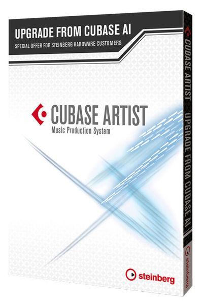 Steinberg Cubase Artist 9.5 Upgrade AI