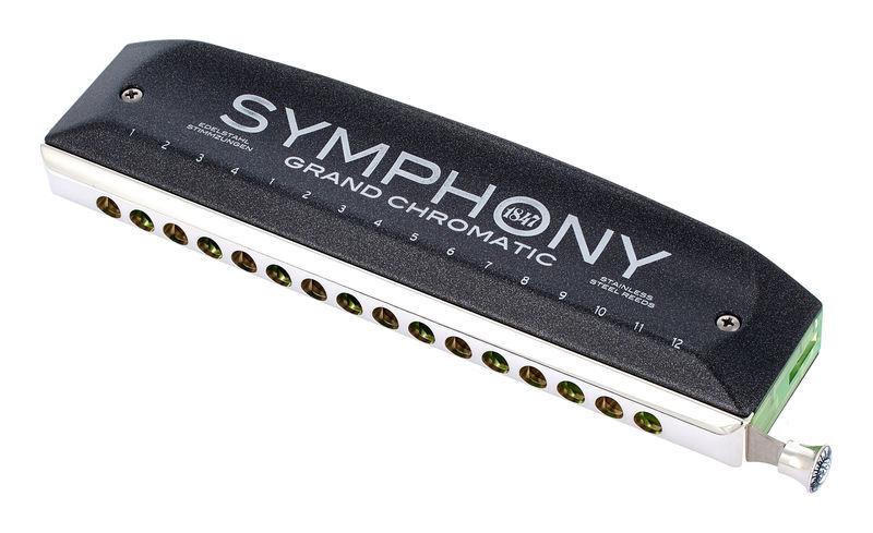 C.A. Seydel Söhne Symphony Grand Chrom. Acryl C