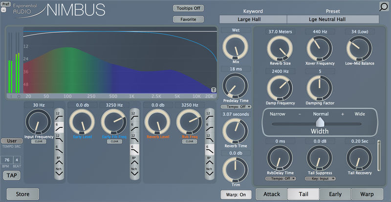 Exponential Audio Pro Stereo Reverb Bundle