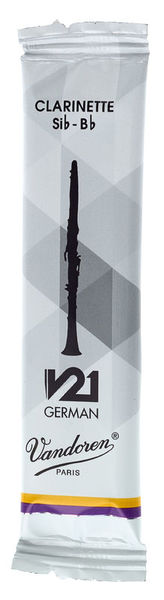 Vandoren V21 2,0 Bb-Clarinet German