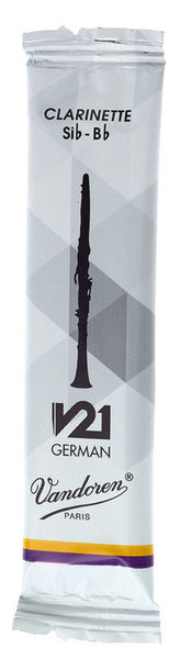 Vandoren V21 Bb-Clarinet German 2.5