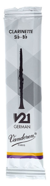 Vandoren V21 Bb-Clarinet German 3.5