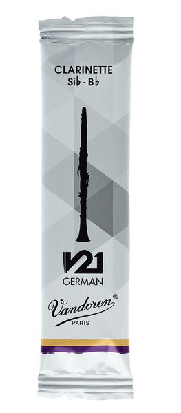 Vandoren V21 Bb-Clarinet German 4