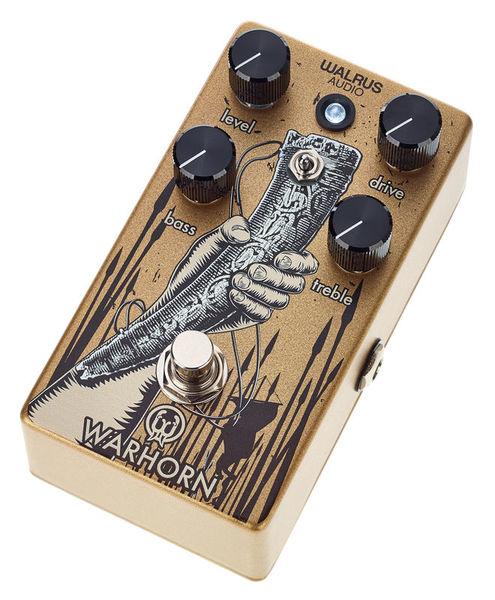 Walrus Audio Warhorn Mid-Range Overdrive