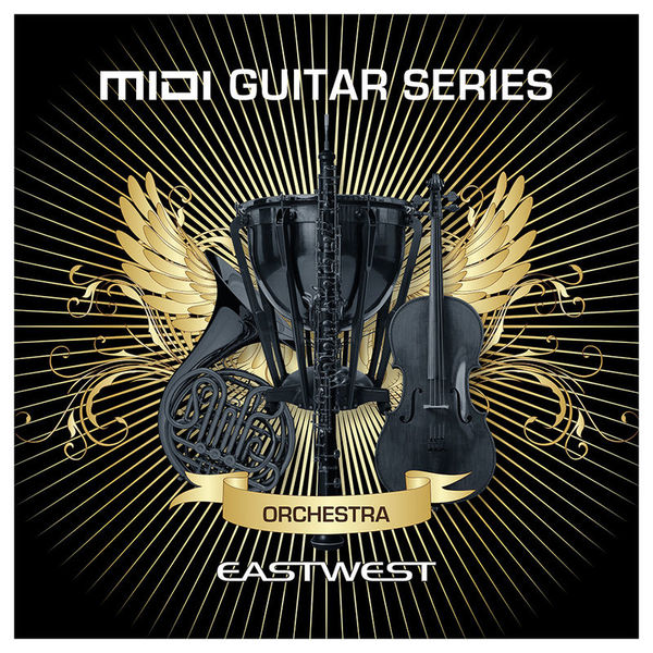 EastWest MIDI Guitar Series Volume 1