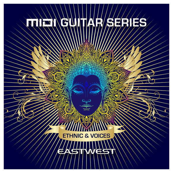 EastWest MIDI Guitar Series Volume 2