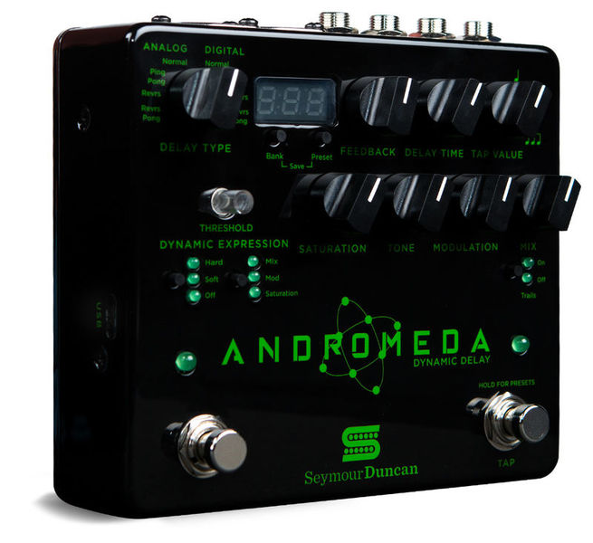 Andromeda Dynamic Delay Seymour Duncan
