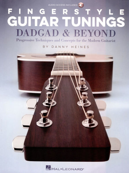 Hal Leonard Fingerstyle Guitar Tunings