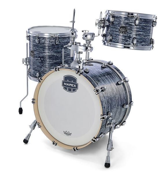 Mapex Saturn V Tour 401 Black Strata