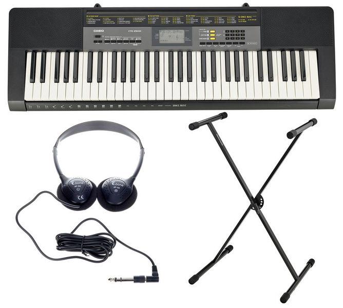 Casio CTK-2500 Set