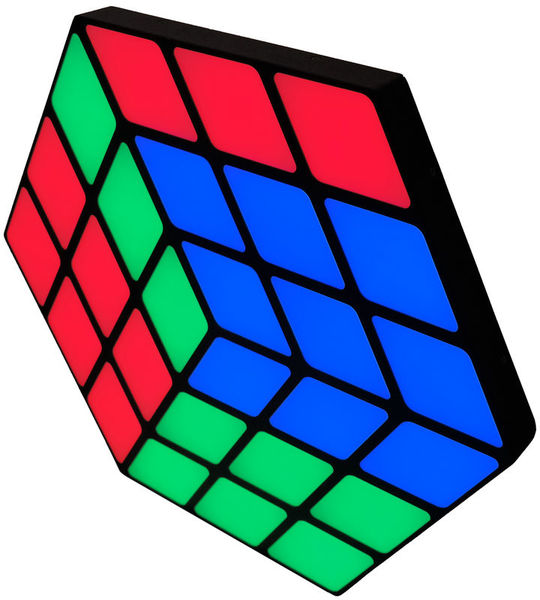 Magic Cube 3D Ignition