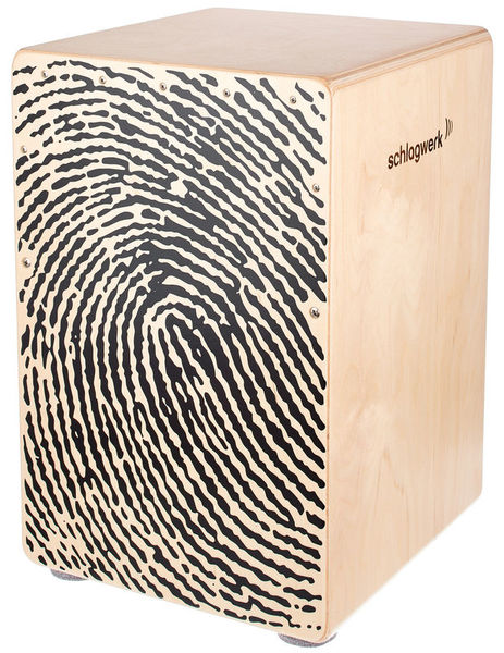 Schlagwerk CP 118 X-One Fingerprint medi.