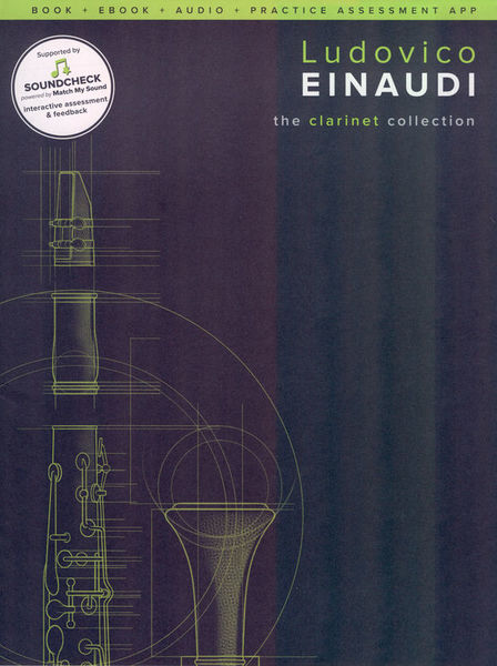 Chester Music Ludovico Einaudi: The Clarinet