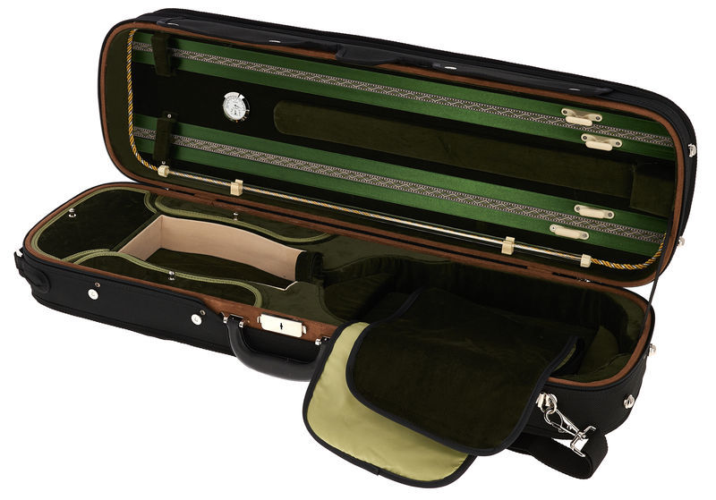 RJVC Violin Case Grandioso 4/4 Roth & Junius