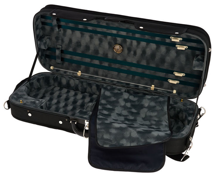 Roth & Junius RJVC Double Violin Case BK 4/4
