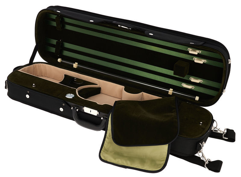 RJVC Violin Case Leggiero 4/4 Roth & Junius