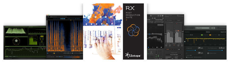 iZotope RX Post Production Suite 2