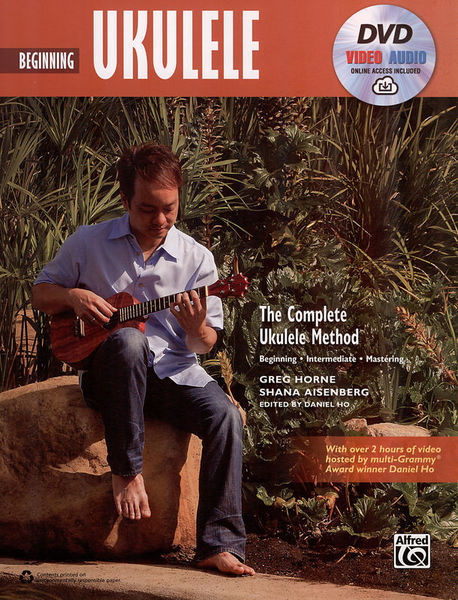 Alfred Music Publishing Complete Ukulele Method