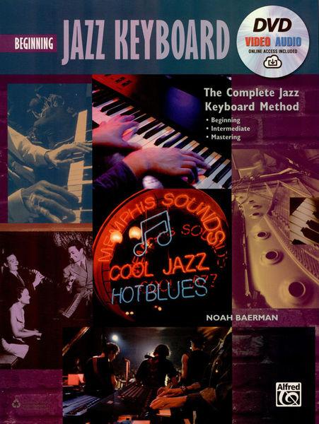 Alfred Music Publishing Beginning Jazz Keyboard