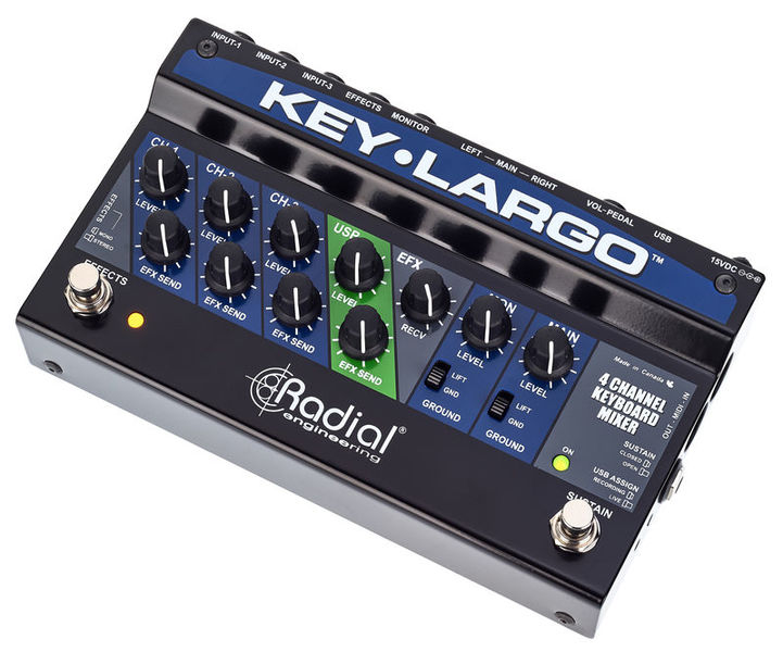 Key-Largo Radial Engineering
