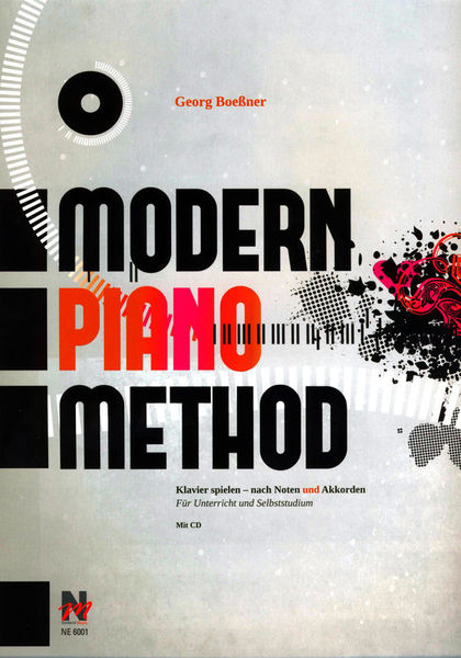 AMA Verlag Modern Piano Method