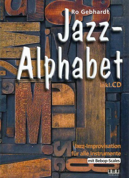 Jazz-Alphabet AMA Verlag