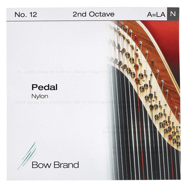 Bow Brand Pedal Artist Nylon 2nd A No.12