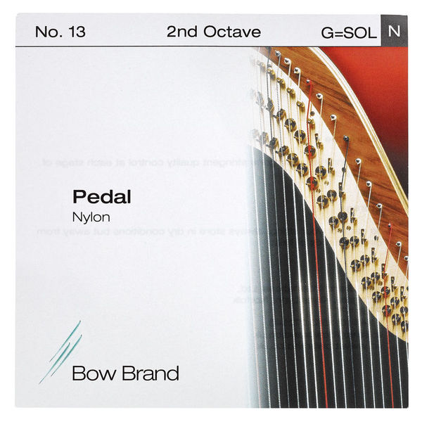 Bow Brand Pedal Artist Nylon 2nd G No.13