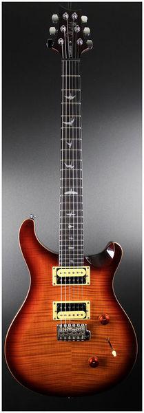 PRS SE Custom 24 TS Ebony