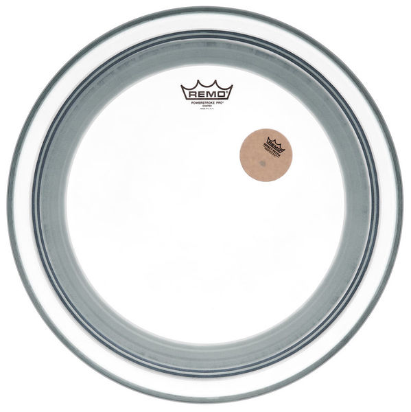"Remo 18"" Powerstroke Pro Coated"