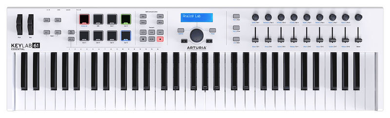 KeyLab Essentials 61 Arturia
