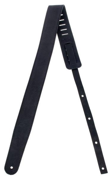 Harley Benton Custom Strap 6 Waxy Suede BK